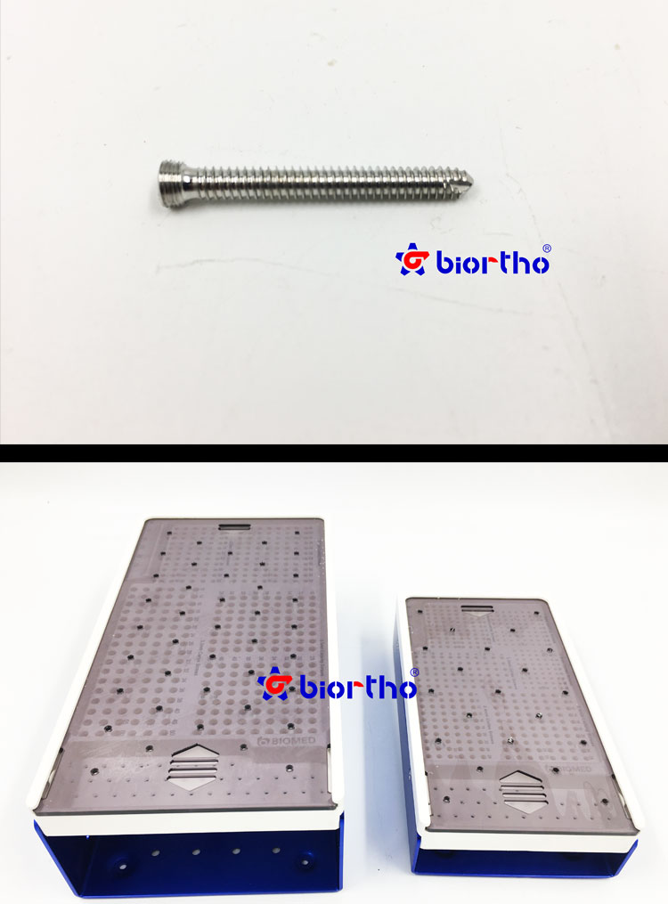 TPLO Locking Screw tplo locking plate tplo bone plate veterinary orthopedic instruments&implants