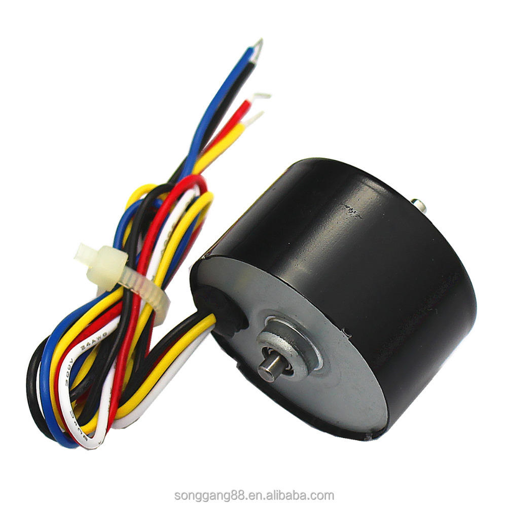 high RPM high torque TK-RF520-3525 1 hp 12v dc brushless motor