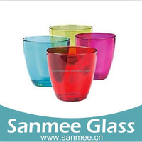Glass Cup For Shot 46ml Cheap Price With High Quality Of Spray Glass Shot Tumbler