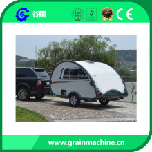 US Vogue Teardrop Shape Camping Caravan For Sale