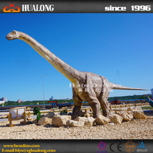 Artificial High Quality Long-neck Dinsaur for Sale