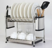 Commercial Kitchen Stainless Steel Desktop Dish Rack ( 201.002.400 )