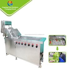 Chinese Manufacture Commercial Vegetable and fruit Washing Machine