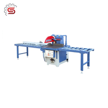 MJ476 wood pneumatic cross cut saw machinery