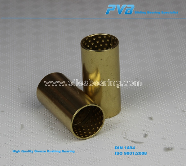 King pin bush oem 02.0315.36.00 wrapped bronze brass bushing