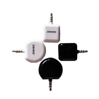 3.5mm ic iOS Android audio bank jack mobile smart card chip reader