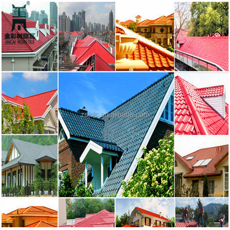 Corrugated Plastic Roofing Sheets Corrugated Roof TIle Resin Used Roof Sheet