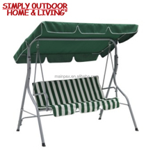 High Quality Folding Outdoor Balcony Swing Hanging Chair With Canopy Designs Manufactured In China
