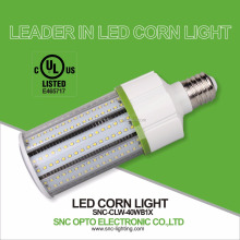 SNC high quality high luminous 130lm/w 40w led corn lamp led retrofit kits, led corn bulb used in indoor outdoor IP64