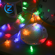 Indoor wedding stage background fairy twinkle waterpoof rgb outdoor cheap led christmas tree decoration small solar mini lights