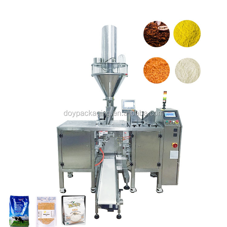 2017 CE approved zipper bag packing machine for masala