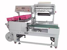CCP peel and seal self adhesive paper envelope shrink packing machine for bottle