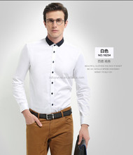 Wholesale dress shirts for men/designer clothing manufacturers in china/mens shirts bulk buy from china mens fashion shirt