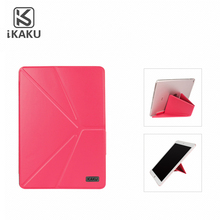 Multi colors luxury pu leather pc stand 7 tablet rugged tablet case for android for samsung adjustable tablet case