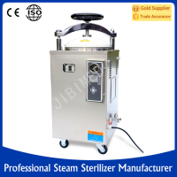 35L/50L/75L/100L vertical autoclave steam Sterilizer with digital display autoclave