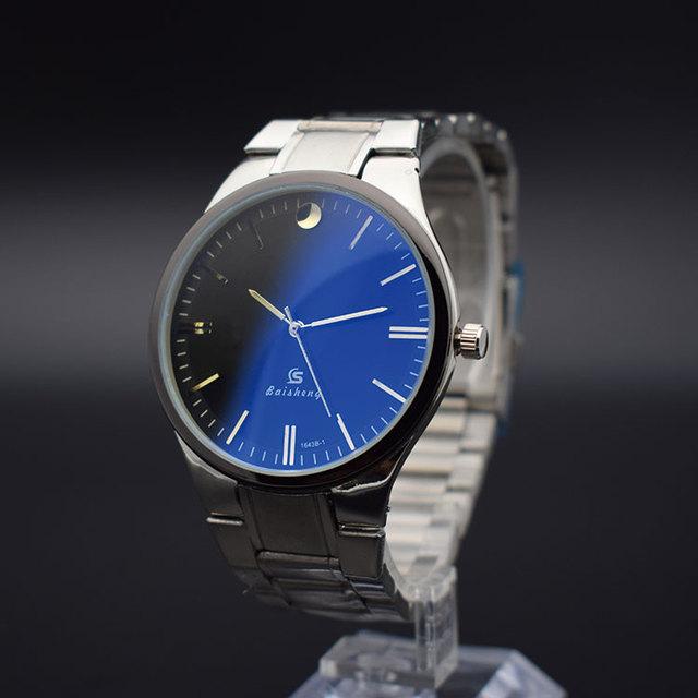 Hot New Products dial custom logo hot men watch cheap wrist watches