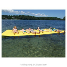 18' x 6' Foam Floating Water Mat - Aqua Water Pad for Lakes, Boats and Fun!