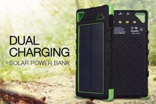 2017 wholesale rohs external usb power bank 20000mah,power bank 20000 with led indication