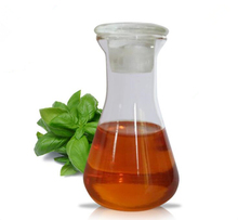 High quality Pure natural basil oil essential oil food grade oil in bulk