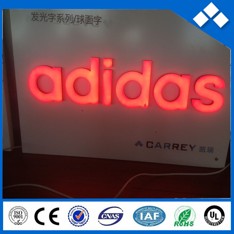 outdoor led lighted alphabet letters