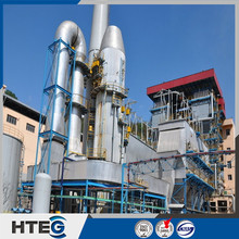 Top quality Coal Fired Power Plant High Pressure CFB Steam Boiler