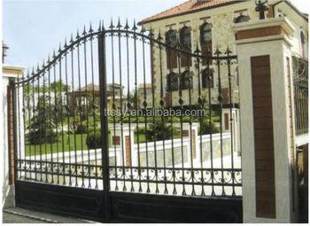 Luxury Wrought Iron Grill Main Gate Design Buy Luxury