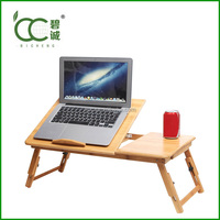 Bamboo Gaming Laptop/ Sit Stand Desk