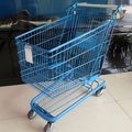 wanzl style supermarket electric shopping carts