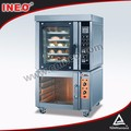 Commercial Bakery Equipment smokehouse oven/solid surface oven