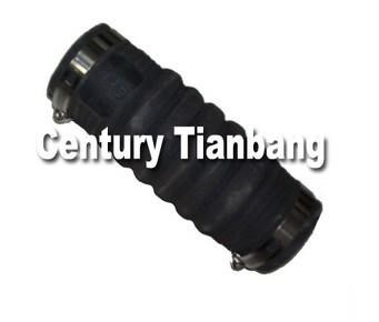 Shaanxi SHACMAN Truck Spare Parts Down Water Pipe With Clips AZ9118530005