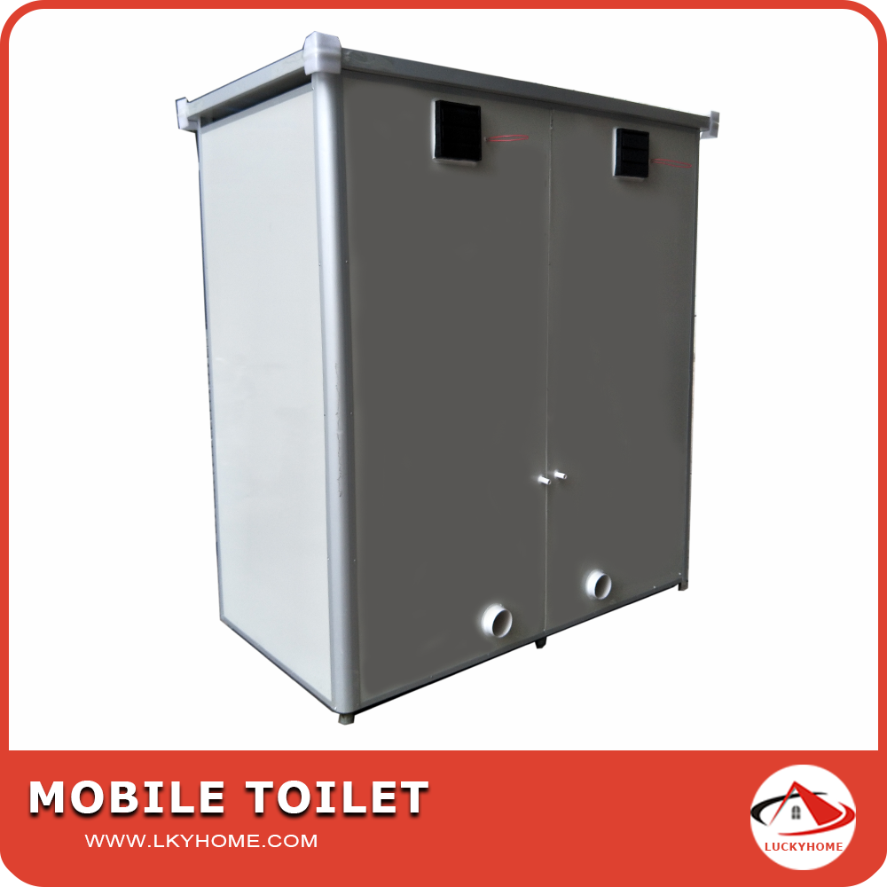 New design Three Storey portable toilet kijiji