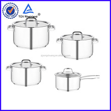 induction stainless baked enamel cookware