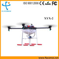 Professional GPS electric agricultural Drone 10KG load and long flying time
