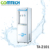 #304 Free Standing Stainless Steel 3 Temperatures Water Dispenser with RO Filtration System
