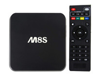 In Stock M8S(3288) Rk3288 Android Smart 4K Tv Box Build In Camera X8
