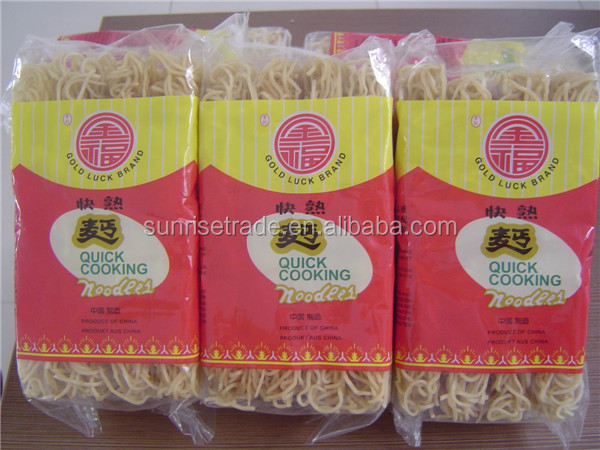 with egg china wholesale organic instant noodles