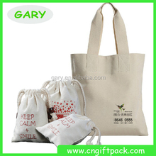 Promotional Eco Cheap Organic Cotton Canvas Tote Bag