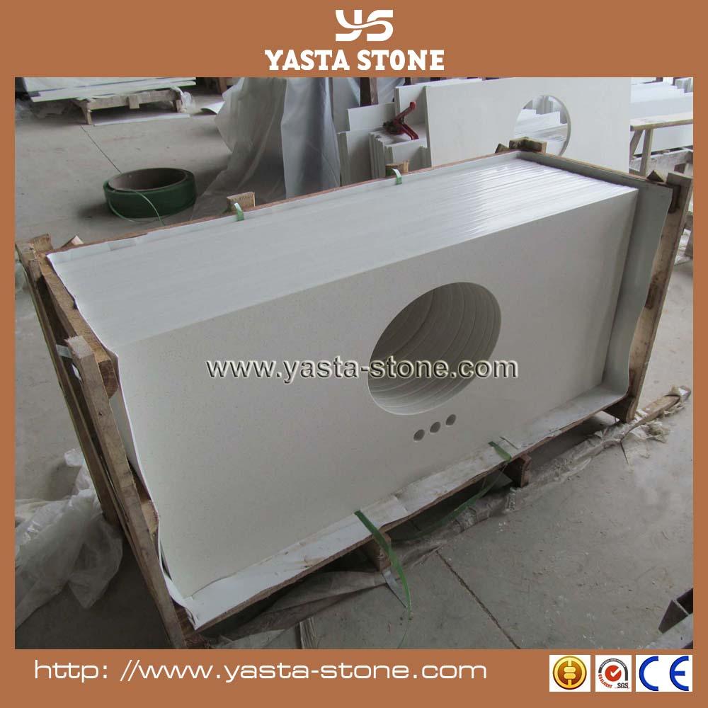 Different types of white quartz countertop buy different for Type of quartz countertops