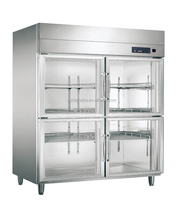 restaurant kitchen cabinet/meat shop equipment/flower freezer