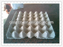 equipment for the packaging of eggs, fruit tray line, small paper egg tray plant
