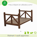 Fir wood deluxe cheap dog cage