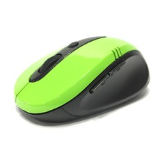 Colorful Practical 6D USB Control Cute Wireless Mouse