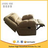 Free sample top quality living room fabric recliner sofa chair