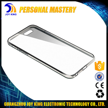 Wholesale Transparent Clear Case for iphone 7/7plus Soft Silica TPU Case Silicone Cover Ultra Thin Mobile Phone