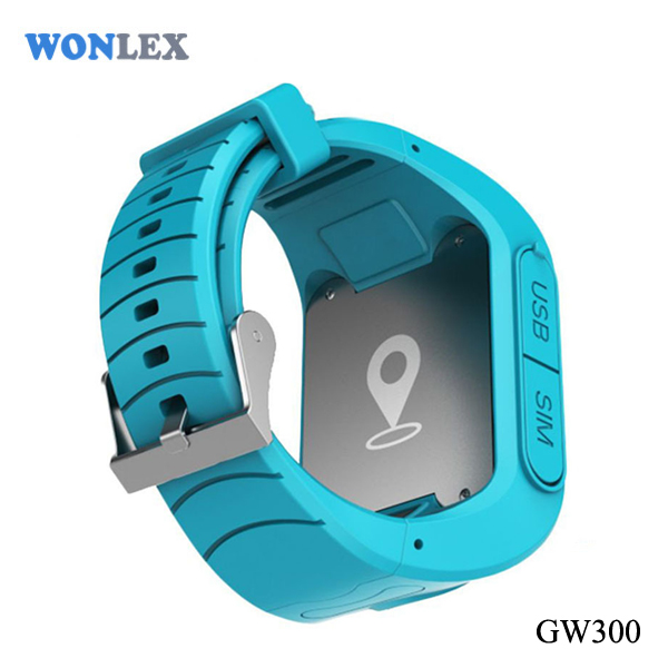 Wonlex Smart Kids GPS Tracking Watch,Bluetooth WIFI/GPRS GPS Locator Tracker Wrist Bracelet For Kid