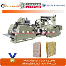 Printed White Craft Paper Bag Sewing Machine