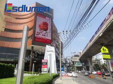 ESDLUMEN p20mm outdoor full color led display