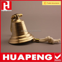 Hot sale brass temple bell 4inch to 12inch size