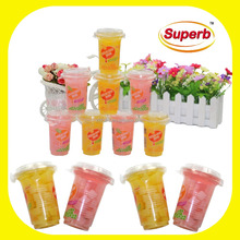 Nata de coco flavor drinks OEM beverages 180ml