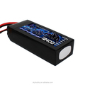 China supplier 25C 14.8v 12400mah rc drone battery 4s1p lipo battery pack rc quadcopter battery